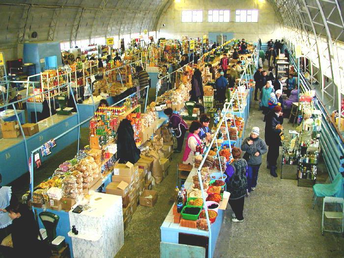 овощные рынки москвы