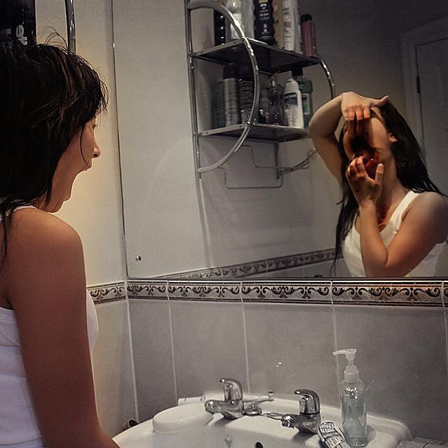 словам его что будет если фотографию привязать к зеркалу этого