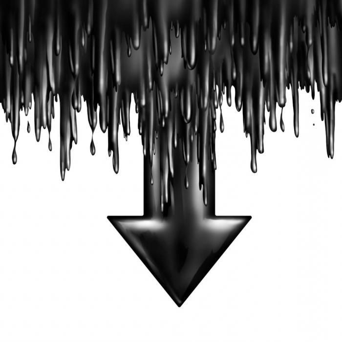 себестоимость добычи нефти в мире