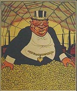 Финансовая олигархия — это что? Способы господства денежной…