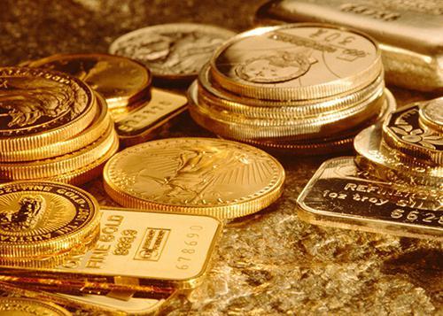 Золото колеблется вокруг отметки $1,2 тыс за унцию после заседания ФРС