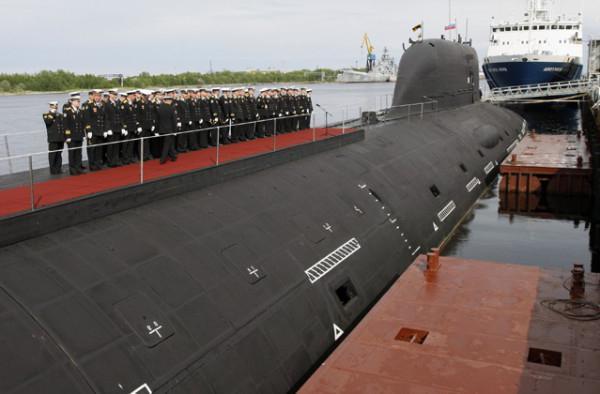 подводный флот россии 2014