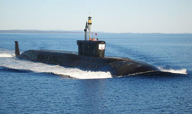 подводный флот россии 2014 год