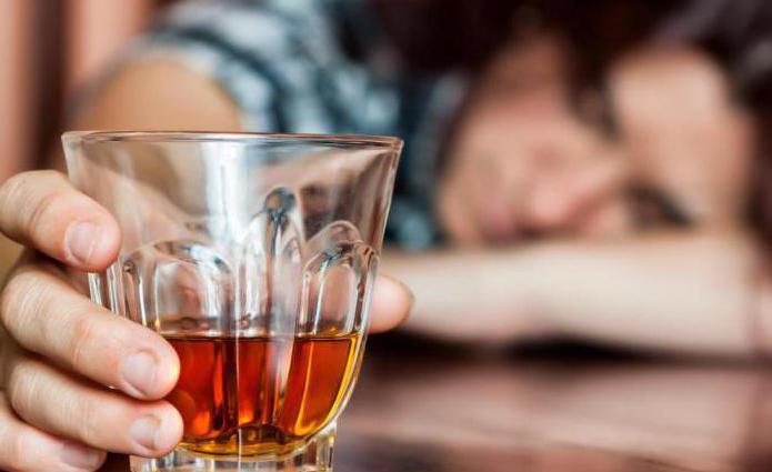 Алкоголизм и его препараты