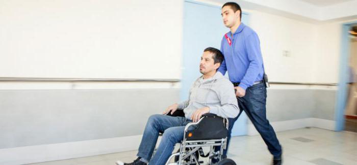 Правило парковки для инвалидов
