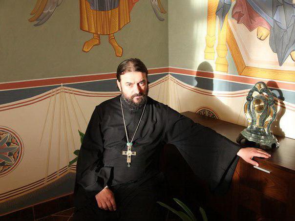 Протоиерей Андрей Ткачев: биография, семья. Православные про…
