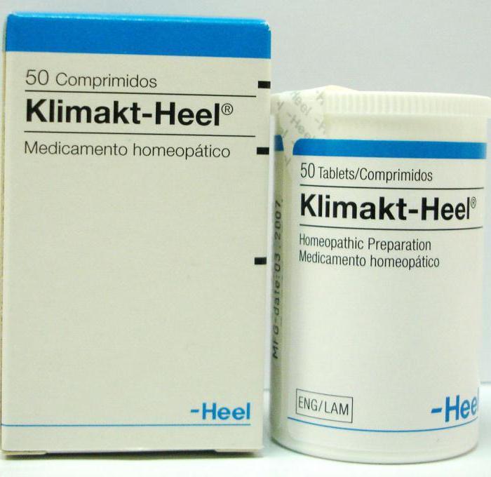 Гомеопатия от климакса