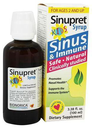Лекарство Синупрет Инструкция По Применению
