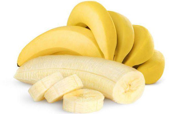 Аллергия на бананы у взрослых