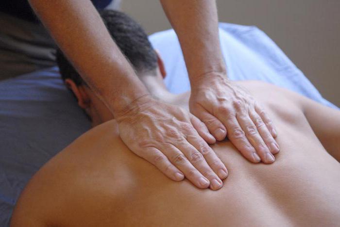 массаж после инсульта в домашних условиях