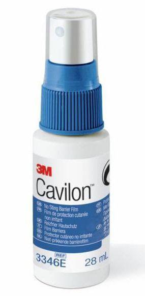 Кавилон Спрей Инструкция - фото 7