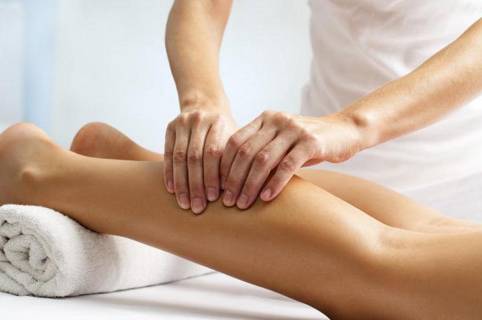 массаж ноги при защемлении седалищного нерва