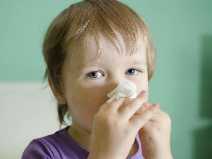 препараты от аллергии для детей от года