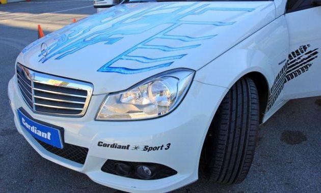 Шины Cordiant Sport 3: отзывы, характеристики, размеры, производитель