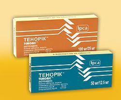 ТЕНОРИК инструкция по применению, цена в аптеках Украины ...