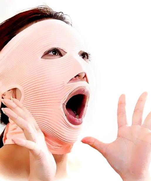 Японская маска молодости