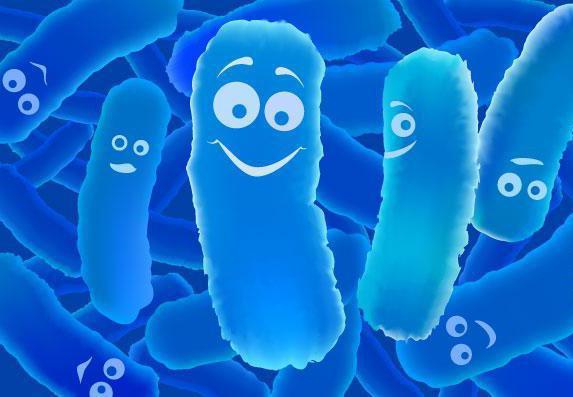 Пробиотики для детей: названия