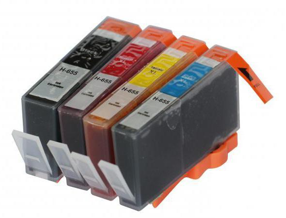 заправить картридж для струйного принтера hp самостоятельно