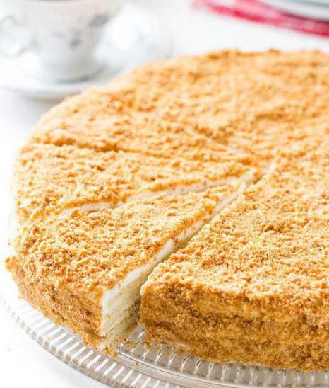 Тесто для торта наполеон классический рецепт на водке