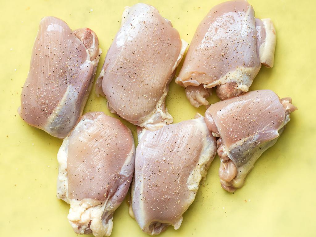 бедро цыпленка бройлера рецепт с фото