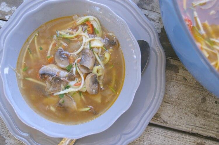 суп харчо из баранины с картошкой