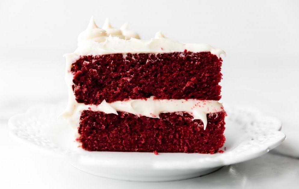 начинка для торта красный бархат
