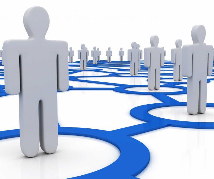 социальная сеть образования