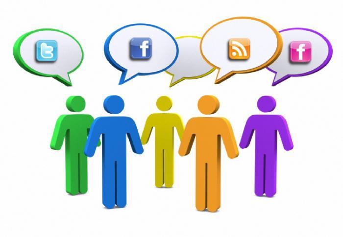 социальные сети россии