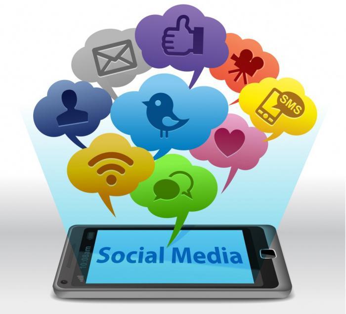 социальные сети что это такое