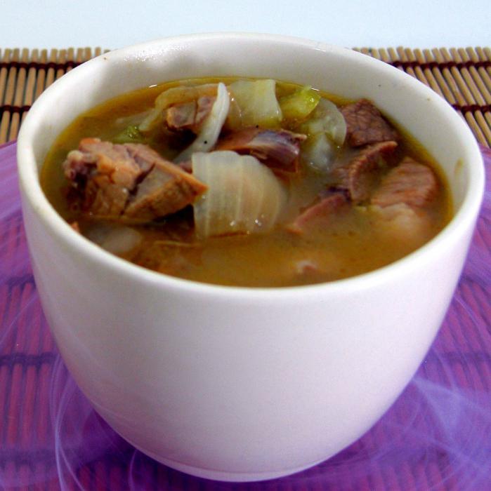 черепаховый суп рецепт с фото