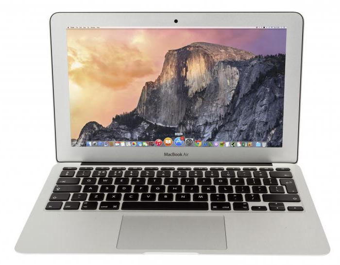 ноутбук apple macbook air 13 early