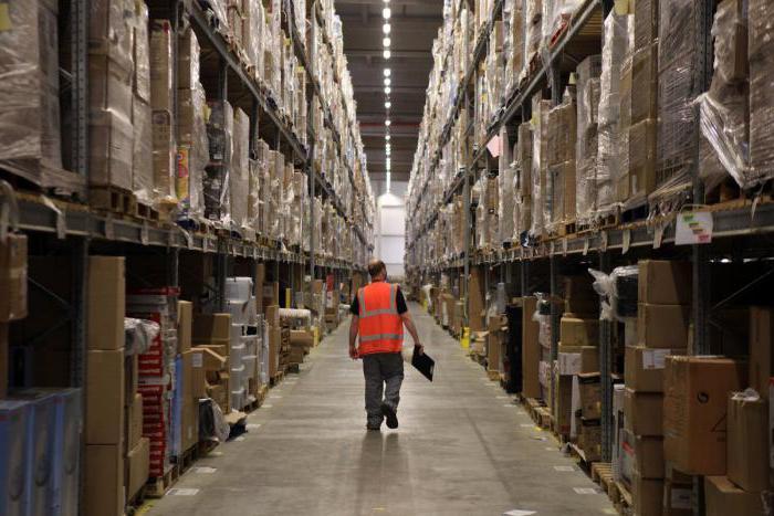 должностные обязанности грузчика склада готовой продукции