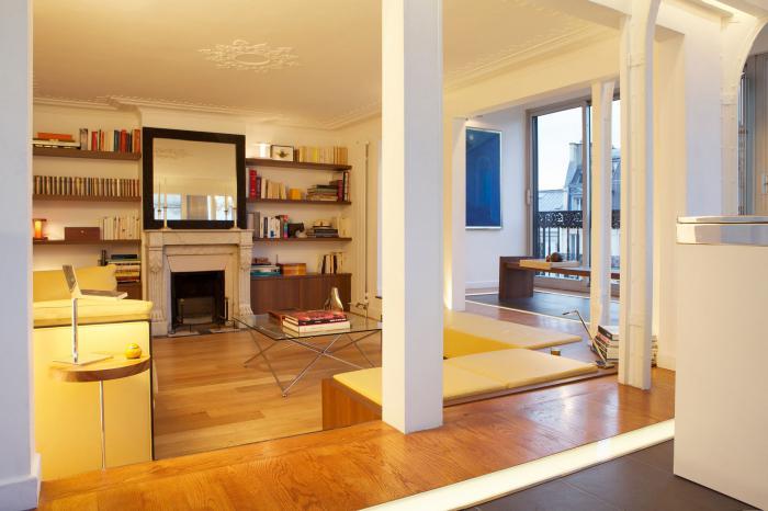 колонны в интерьере квартиры лучшие варианты