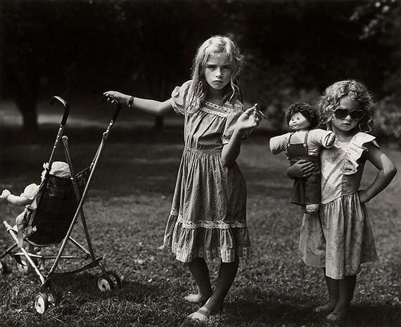 Салли Манн - американский фотограф: биография, творчество