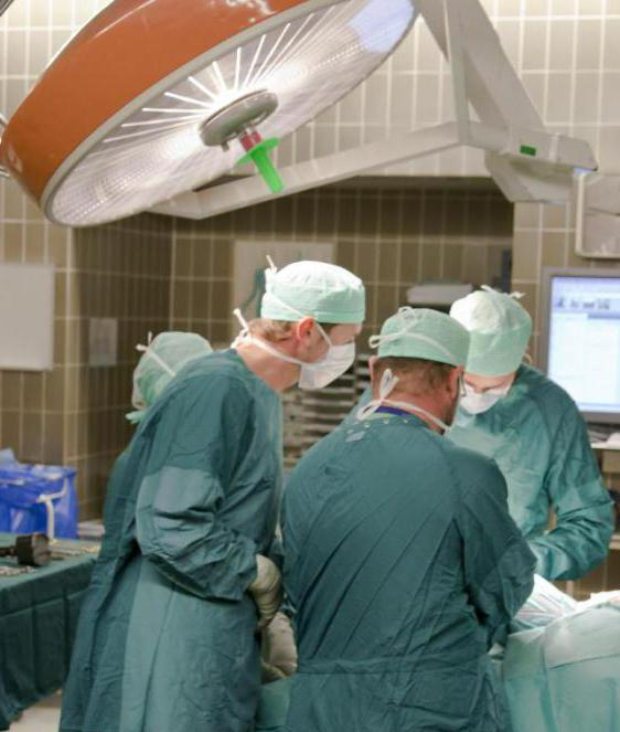 цистоцеле операция