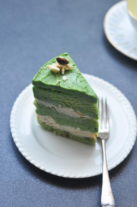 фисташковый блинчатый торт рецепт