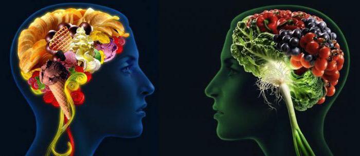 Полезные продукты для мозга и памяти