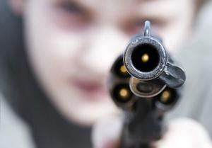 угроза убийством или причинением тяжкого вреда здоровью