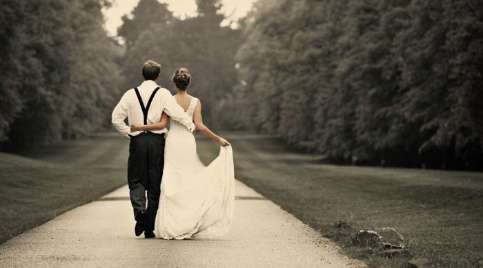 Интересные идеи для фотографий. Свадебные фотографии: идеи