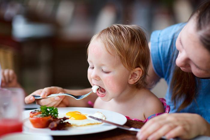 аллергия на хлебобулочные изделия у ребенка