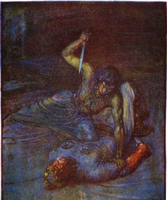 grendel s mother Get an answer for 'describe the battle between beowulf and grendel's mother' and find homework help for other beowulf questions at enotes.