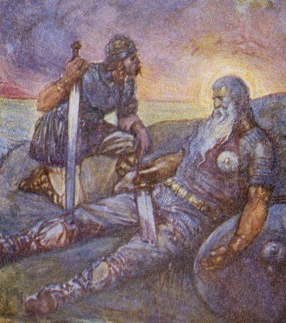 англосаксонская поэма беовульф краткое содержание