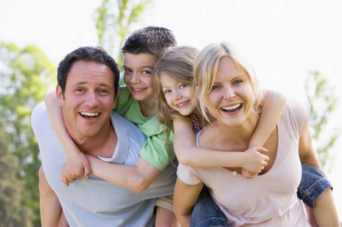 характерная черта эгалитарной семьи