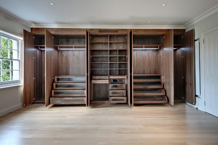 размеры шкафов-купе