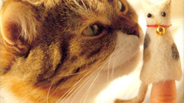 поделки с кошками