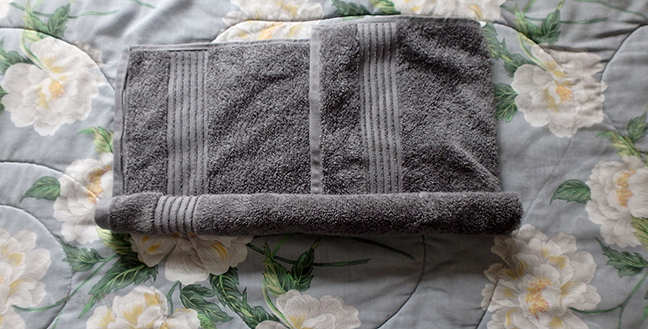 как сделать мишку из полотенца поэтапно