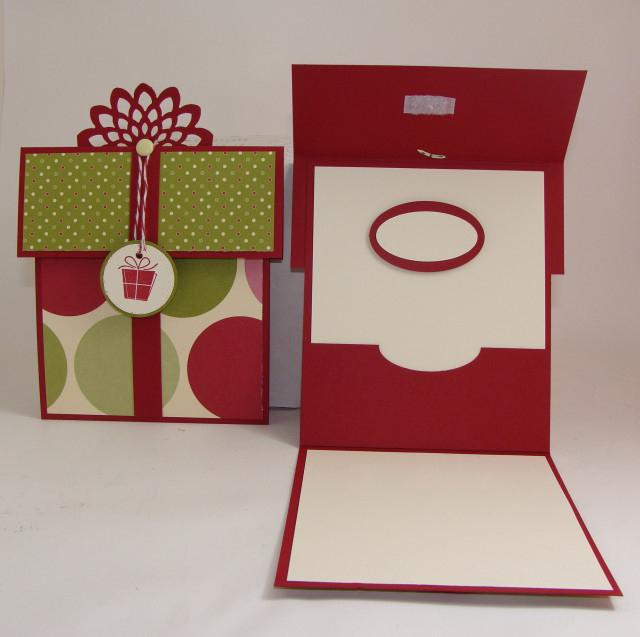 открытки для оформления подарка