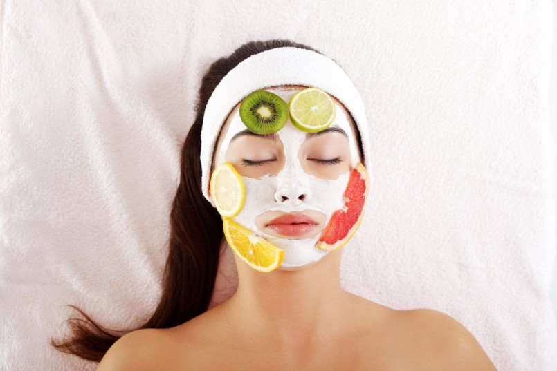 wrinkle starch mask instead of Botox