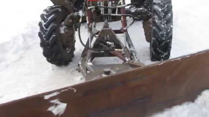 лопата отвал для мотоблока