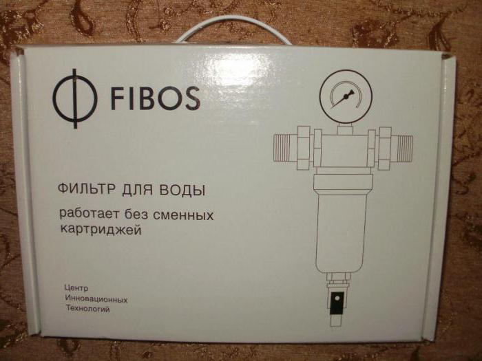 фильтр фибос 1 отзывы